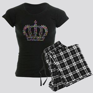 Royal Rainbow Crown Pajamas