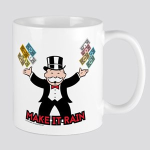 Monopoly - Make It Rain 11 oz Ceramic Mug