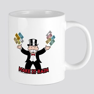 Monopoly - Make It Rain 20 oz Ceramic Mega Mug