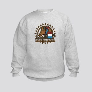 Barrel Racer Kids Sweatshirt