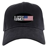 Farm Baseball Cap with Patch