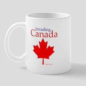 Invading Canada Mug
