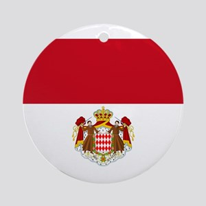 Monaco Round Ornament