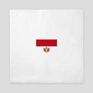 Monaco Queen Duvet