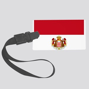 Monaco Luggage Tag