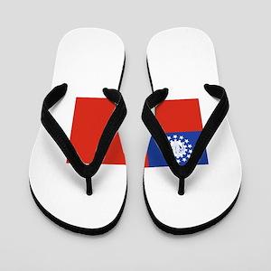 Myanmar Flip Flops