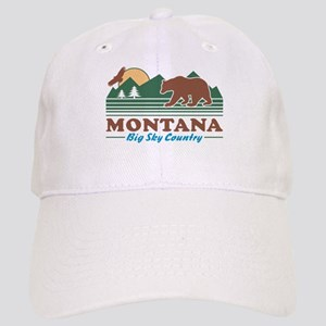 Montana Big Sky Country Cap