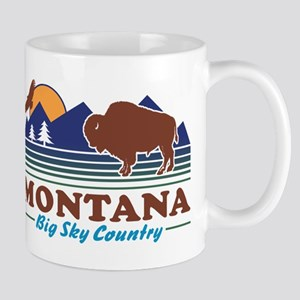 Montana Big Sky Country Mug