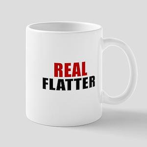 Real Flatter Mug