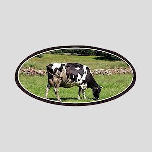 Black & white dairy cow , El Camino, Spa Patch