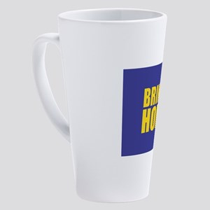 Bring it Home - Purple 17 oz Latte Mug