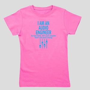 Audio Engineer T Shirt T-Shirt