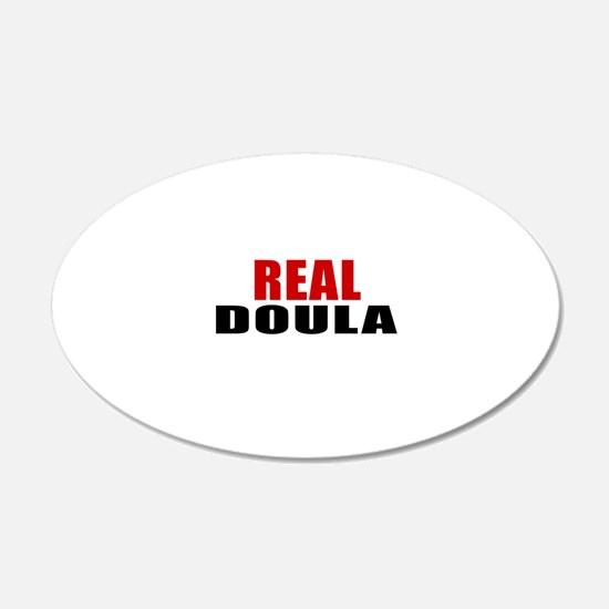Real Doula Wall Decal