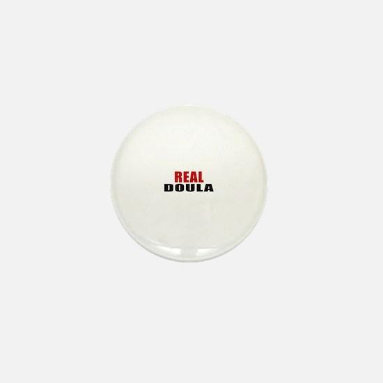 Real Doula Mini Button