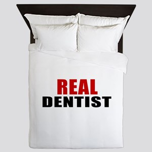Real Dentist Queen Duvet