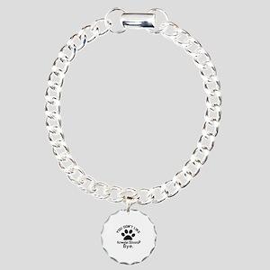 You Do Not Like Norwegia Charm Bracelet, One Charm