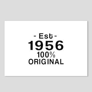 Est.Since 1956 Postcards (Package of 8)