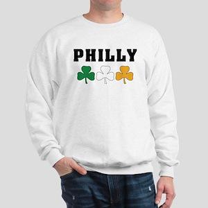 Philly Irish Shamrocks Sweatshirt
