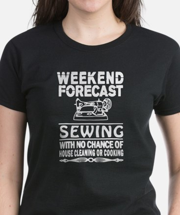 Weekend Forecast Sewing With No Chance Of T-Shirt