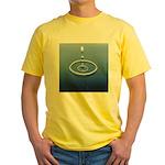 207. drop let... Yellow T-Shirt