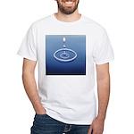 207. drop let... White T-Shirt