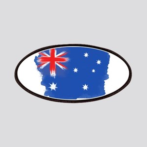 Australia Flag Sydney Patch
