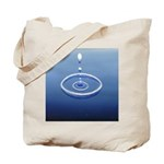 207. drop let... Tote Bag