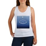 207. drop let... Women's Tank Top
