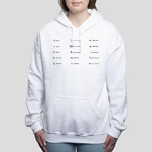 Proofing Marks Sweatshirt