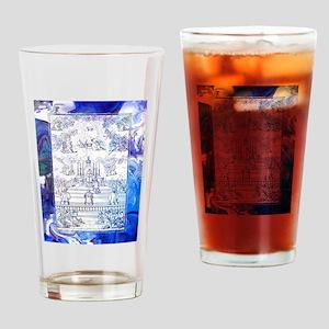 Holy Sacrifice Drinking Glass