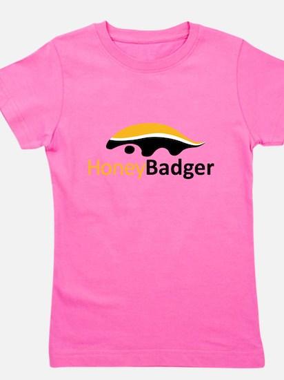 Honey Badger Logo T-Shirt