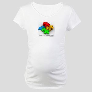 Autism Epidemic Maternity T-Shirt