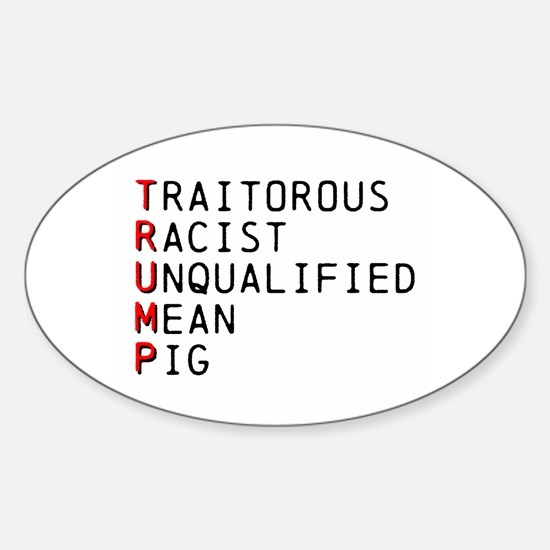 T is for Traitorous Decal