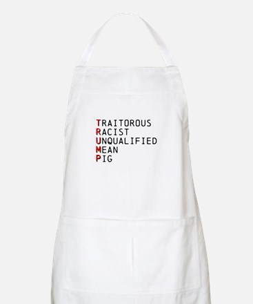 T is for Traitorous Apron