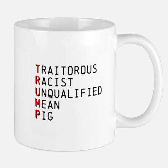T is for Traitorous Mugs