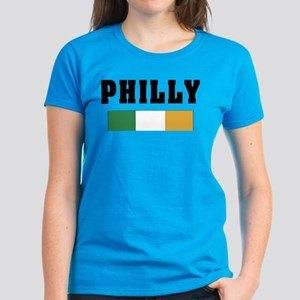 Philly Irish Women's Dark T-Shirt