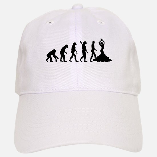 Evolution Flamenco Baseball Baseball Cap