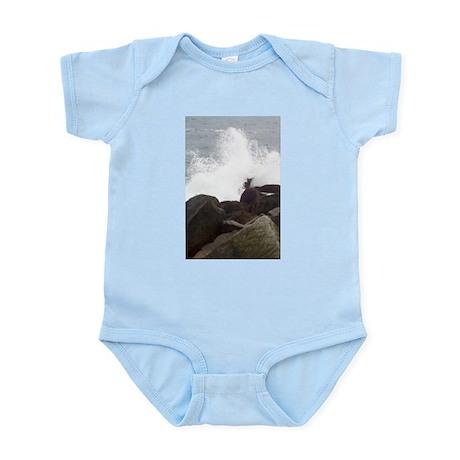 Sea Spray Infant Bodysuit