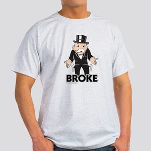 Monopoly - Broke Light T-Shirt