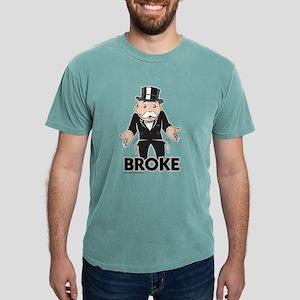 Monopoly - Broke Mens Comfort Colors Shirt