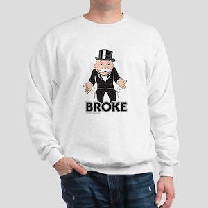 Monopoly - Broke Sweatshirt