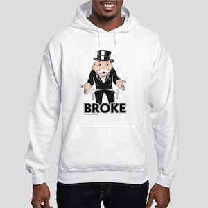 Monopoly - Broke Hooded Sweatshirt