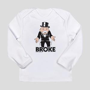 Monopoly - Broke Long Sleeve Infant T-Shirt