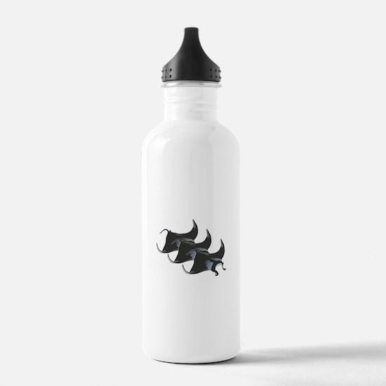 MANTAS Water Bottle