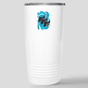 MANTAS Travel Mug