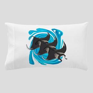 MANTAS Pillow Case
