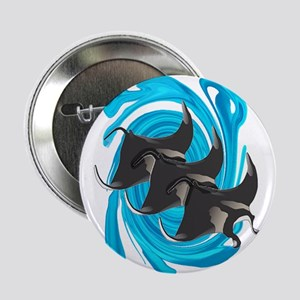 "MANTAS 2.25"" Button (10 pack)"