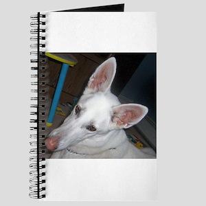 white shepherd Journal