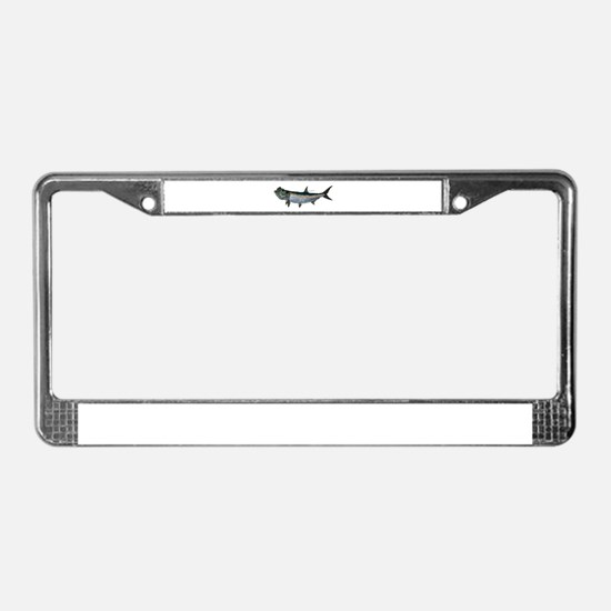 FLATS License Plate Frame