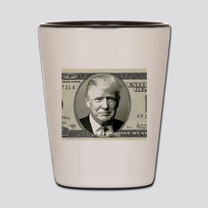 Trump Money Shot Glass